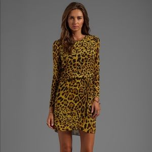 Dolce Vita cheetah dress